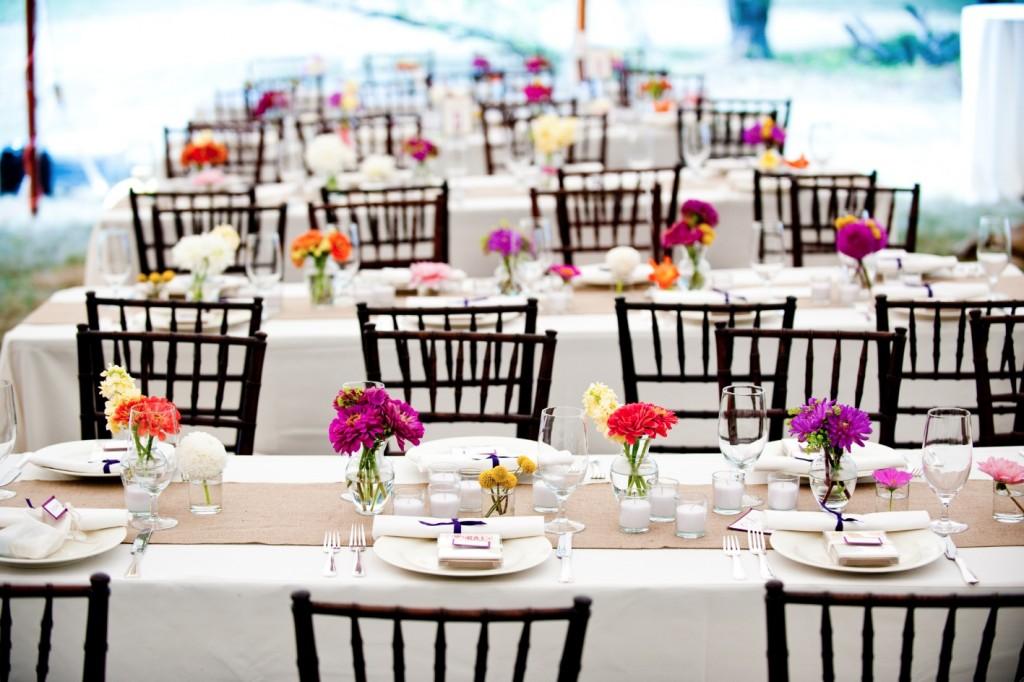 Estremamente 5 idee gustose per vivacizzare il banchetto di nozze OH61