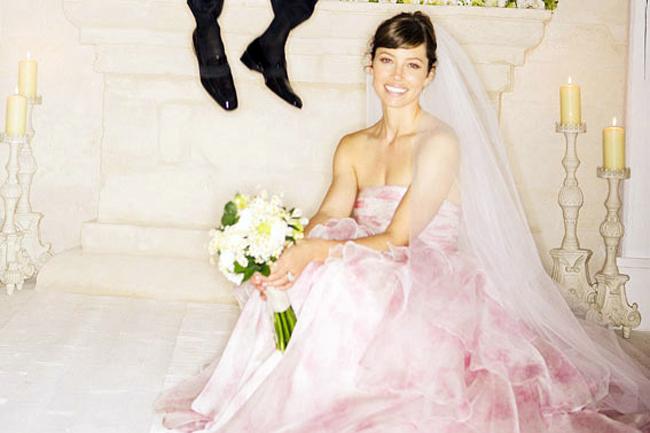 jessica biel vestito sposa